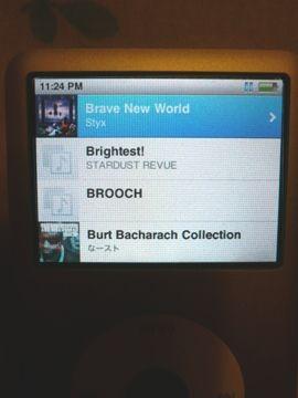 Half-broken iPod 12