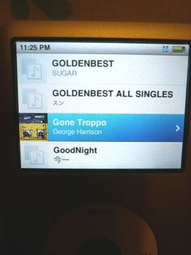 Half-broken iPod 14