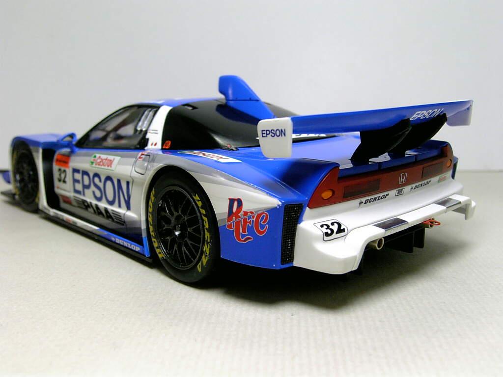 For Sale Only Tamiya 1 24 Nsx Gt Race Cars Revscene