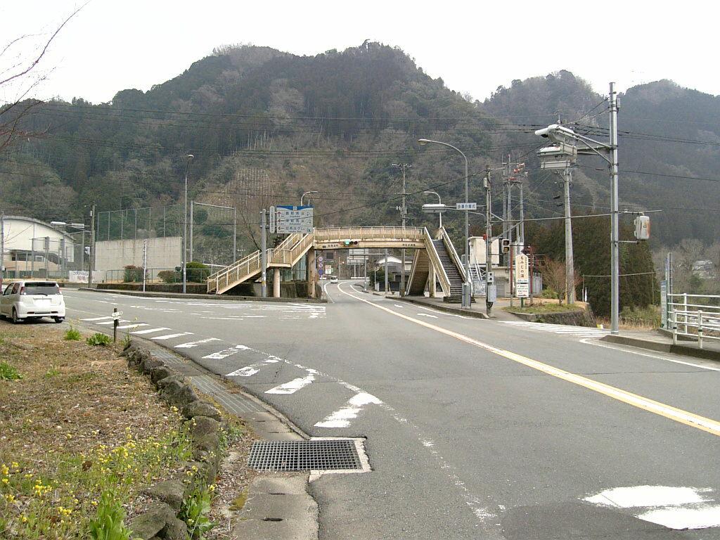 大分 県道の旅:28-1 森耶馬渓線