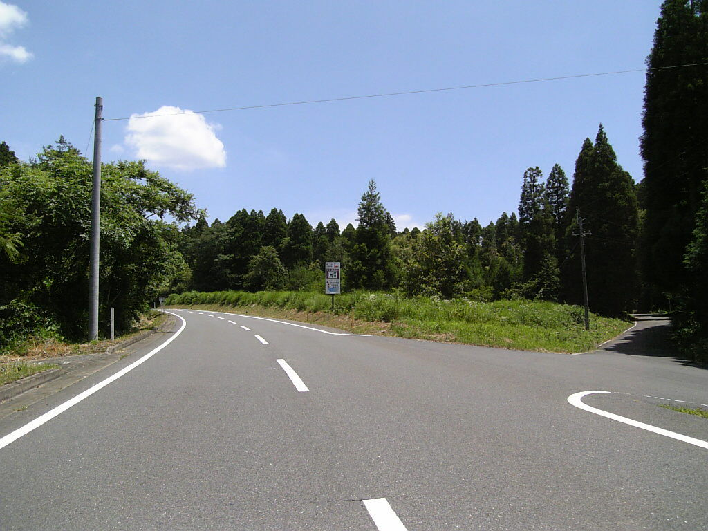 <b>大分 県道</b>の旅:<b>412</b>号線