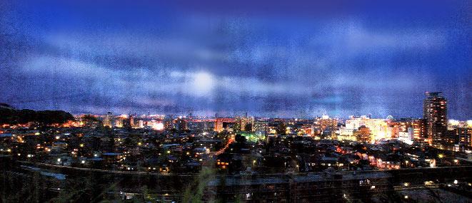 桜ヶ丘高台