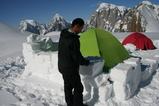 2009 アラスカ ルース氷河 318