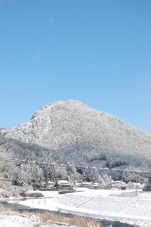 年始の雪 016