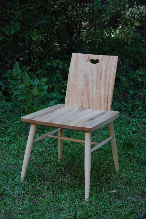 椅子、さら 003