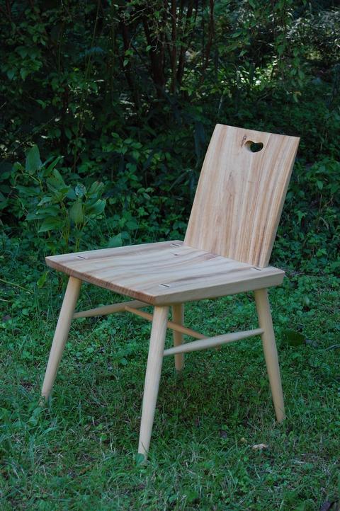 椅子、さら 005