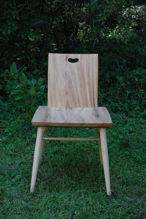 椅子、さら 002