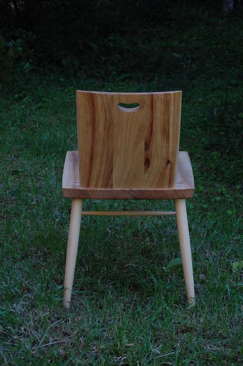 椅子、さら 016
