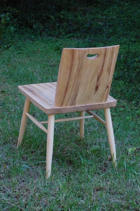 椅子、さら 015