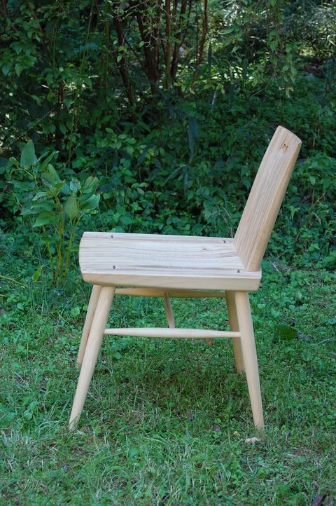 椅子、さら 010