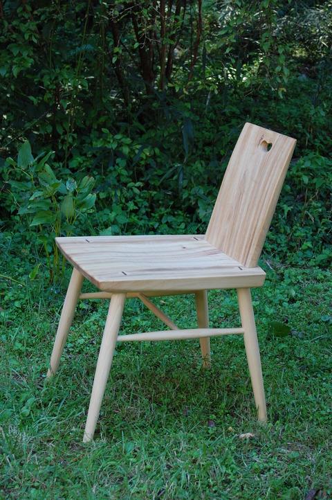 椅子、さら 008