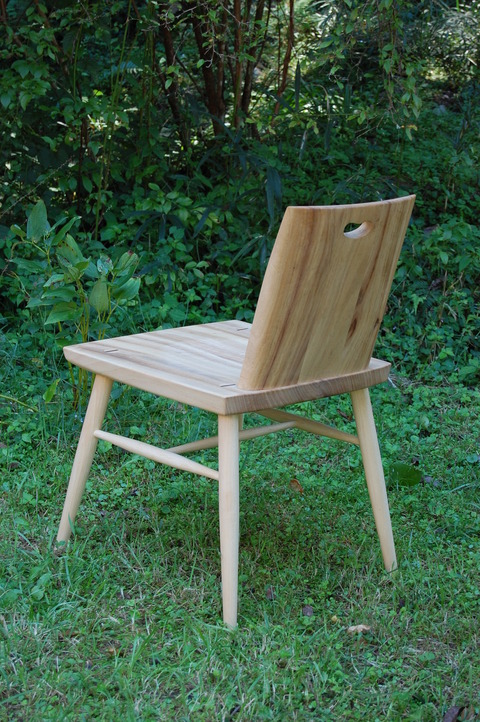 椅子、さら 013