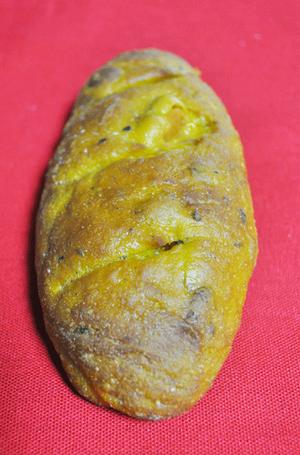 DSC_0142かぼちゃのパン