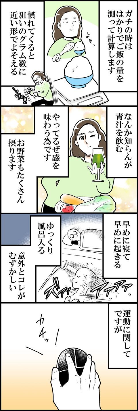 ダイエット②mini