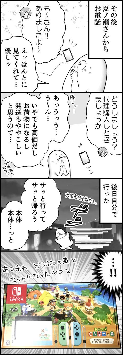 switch買った②
