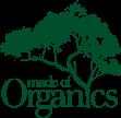 made of Organicsロゴ