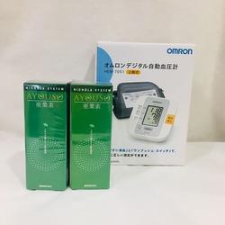 血圧計&亜葉素