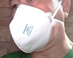 N95マスク.
