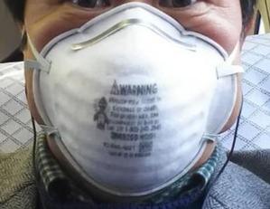 N95マスク...