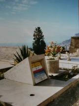 コルビジェの墓
