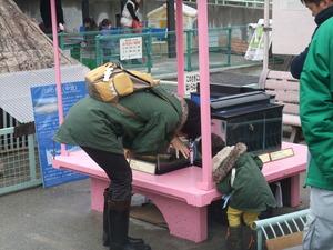 魚の展示①