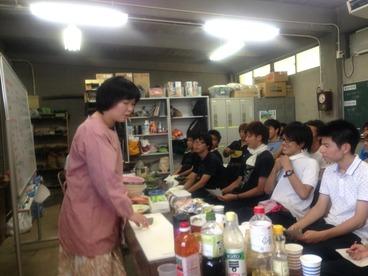 夏野菜料理教室