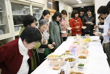 暮らしと家政2012食の文化祭
