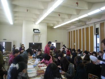 教育大食の文化祭1