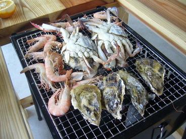 豊築丸牡蠣焼