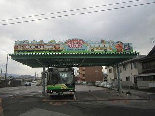 �JR四国バス(大栃行き)