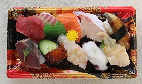 大丸藤井寿司