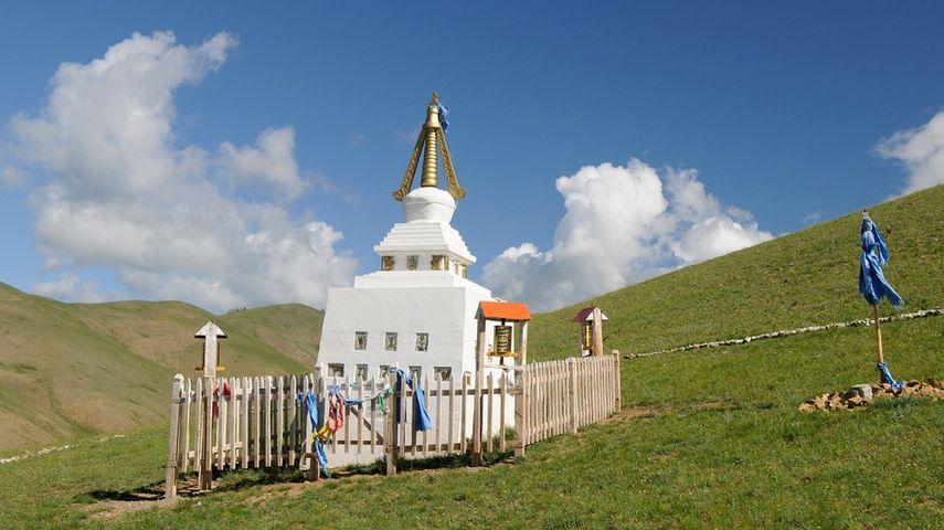 モンゴル 仏教