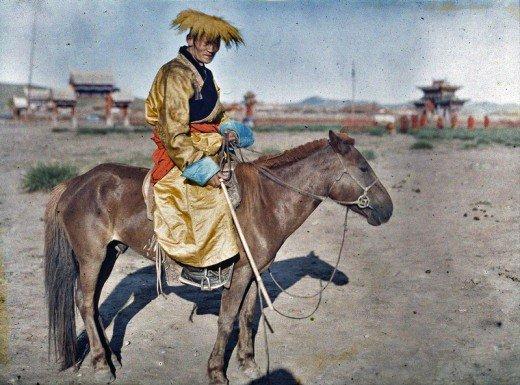 モンゴルの写真5