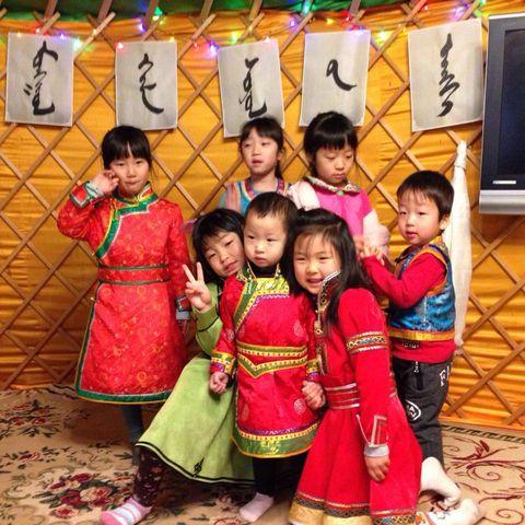 モンゴル語教室12