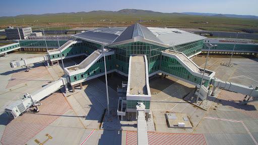 モンゴル新空港の写真