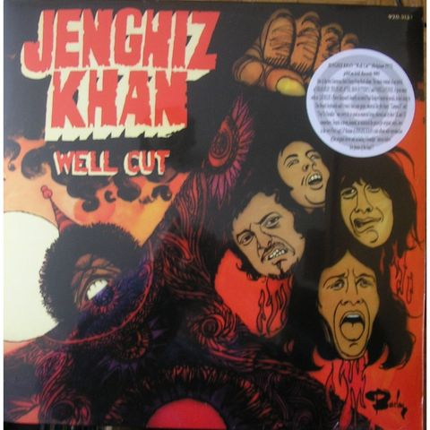 Jenghiz Khan well cut