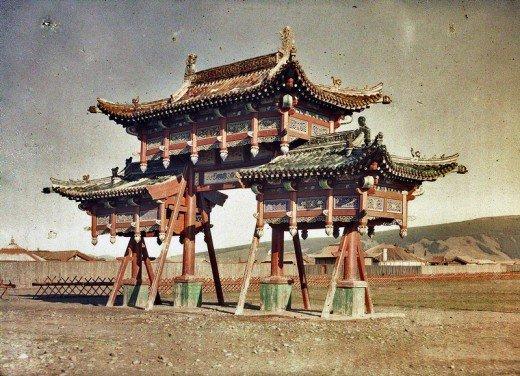 モンゴルの写真10