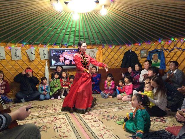 モンゴル語教室11