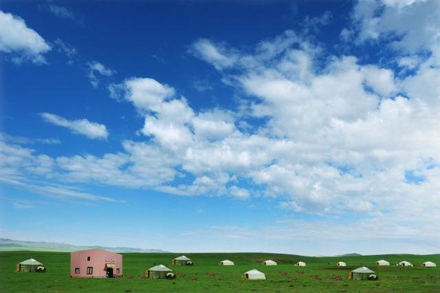 モンゴル草原