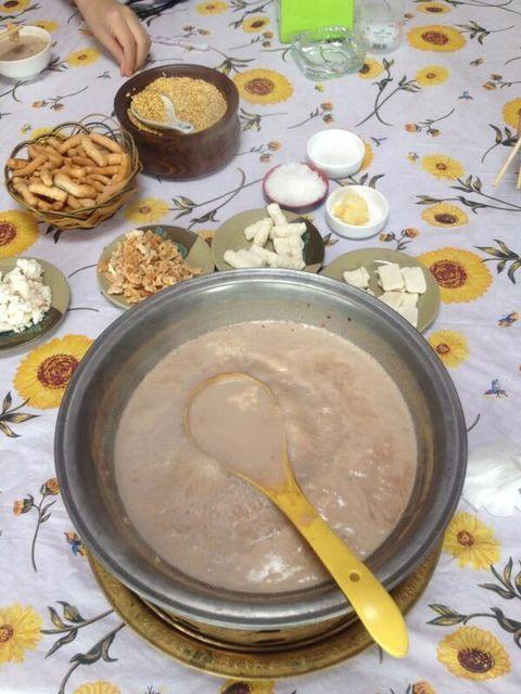モンゴルの食