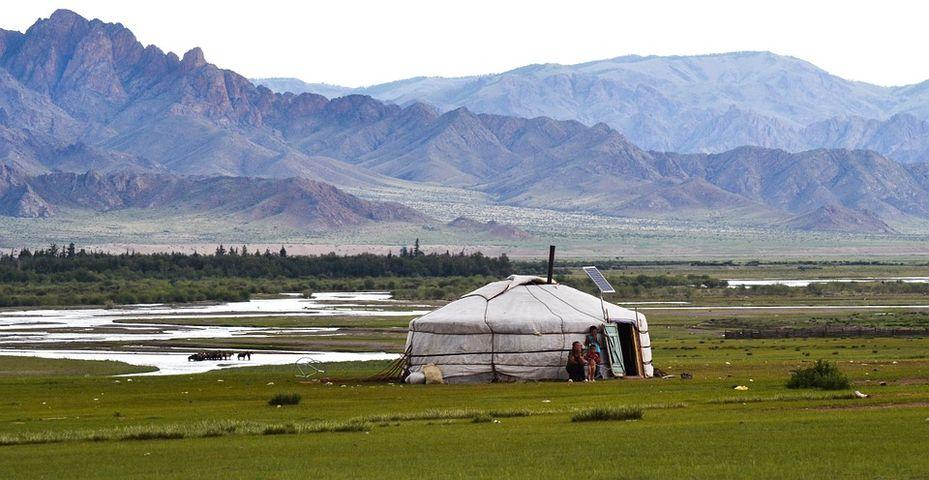モンゴル村1