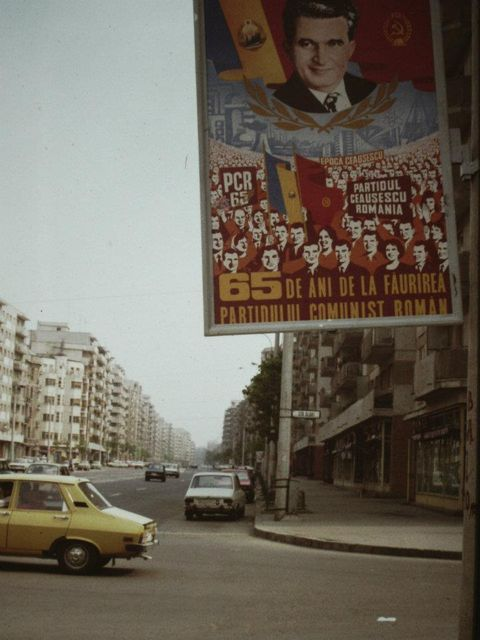 Propaganda_poster_Ceausescu