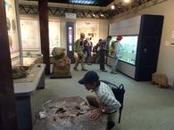地質館展示物