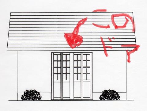 店舗設計図