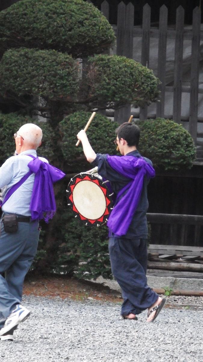 DSCF6178 宮城県出身のKO出仕は「盛岡の文化にもふれあいたい」との一言でひそかにさんさ太
