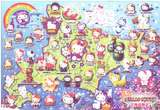 北海道限定ラベンダーキティ10周年記念バージョン