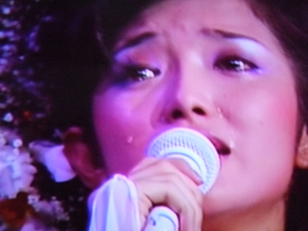 百恵 伝説 の コンサート 山口