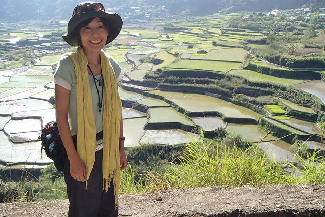 森知子(Tomoko Mori) の旅