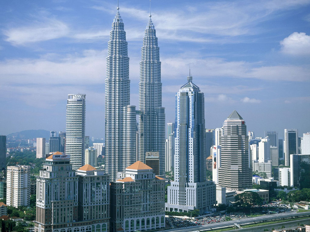 クアラルンプール(マレーシア) 壁紙 - Kuala Lumpur, Malaysia WALLPAPER