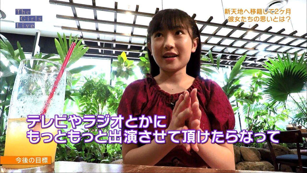 【エンタメ画像】【Juice=Juice】梁川奈々美「移籍したらテレビやラジオにもっともっと出演したい」